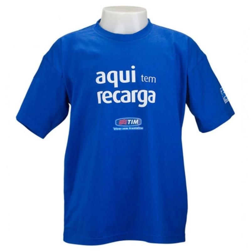 Camisa Masculina Promocional Preço Jardim Marajoara - Camiseta Feminina Promocional