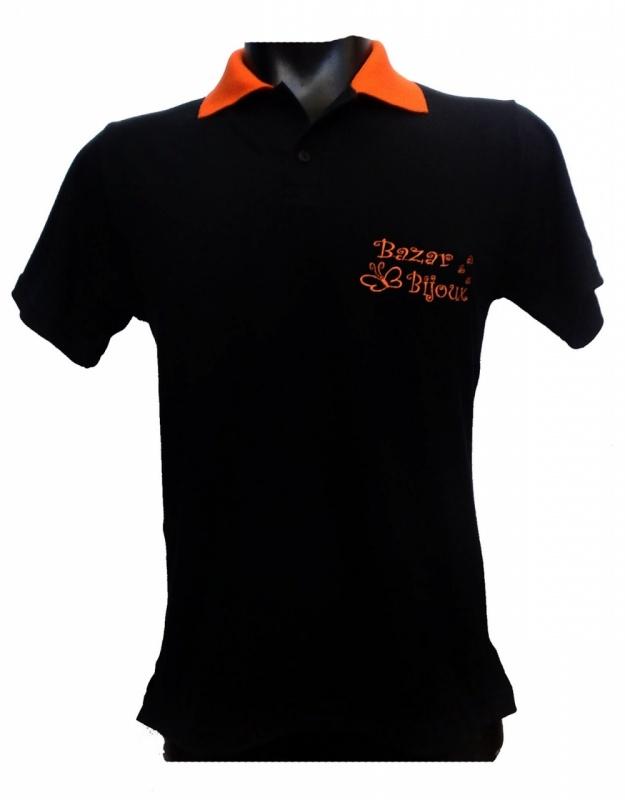 Camisa Polo Branca Feminina Jardim São Luiz - Camisa Polo Personalizada com  Bordado d70bb1a8a24f5