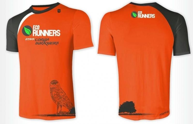 d217389a3ac1a Camiseta Personalizada Algodão Preço Ponte Rasa - Camiseta Personalizada  para Corrida