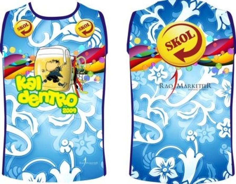 camiseta personalizada de corrida preço Centro de São Paulo ace6302662bab