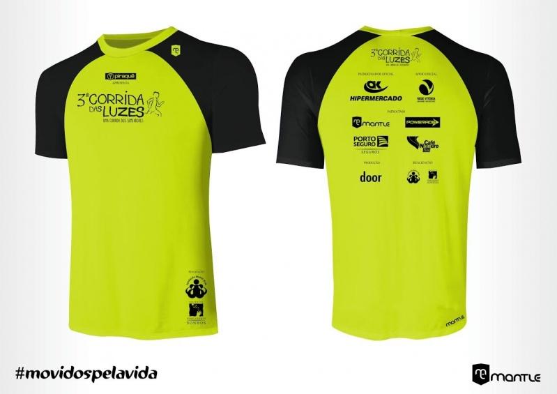 camiseta personalizada para corrida preço Cidade Tiradentes 9e787075f5a