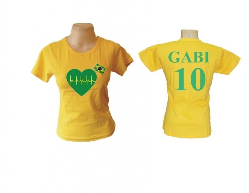 Camiseta Personalizada Preço Ferraz de Vasconcelos - Camiseta Personalizada  Bordada e83d9876cb3de
