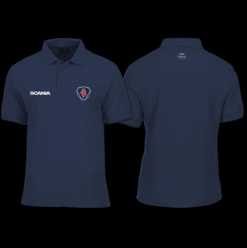 6f8333162c Confecção de Camisa Promocional Polo Alphaville - Camiseta Feminina  Promocional