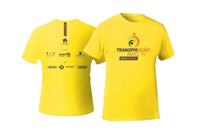 e025619f7 Confecção de Camiseta Personalizada para Brinde Mogi das Cruzes - Camiseta  Personalizada Atacado