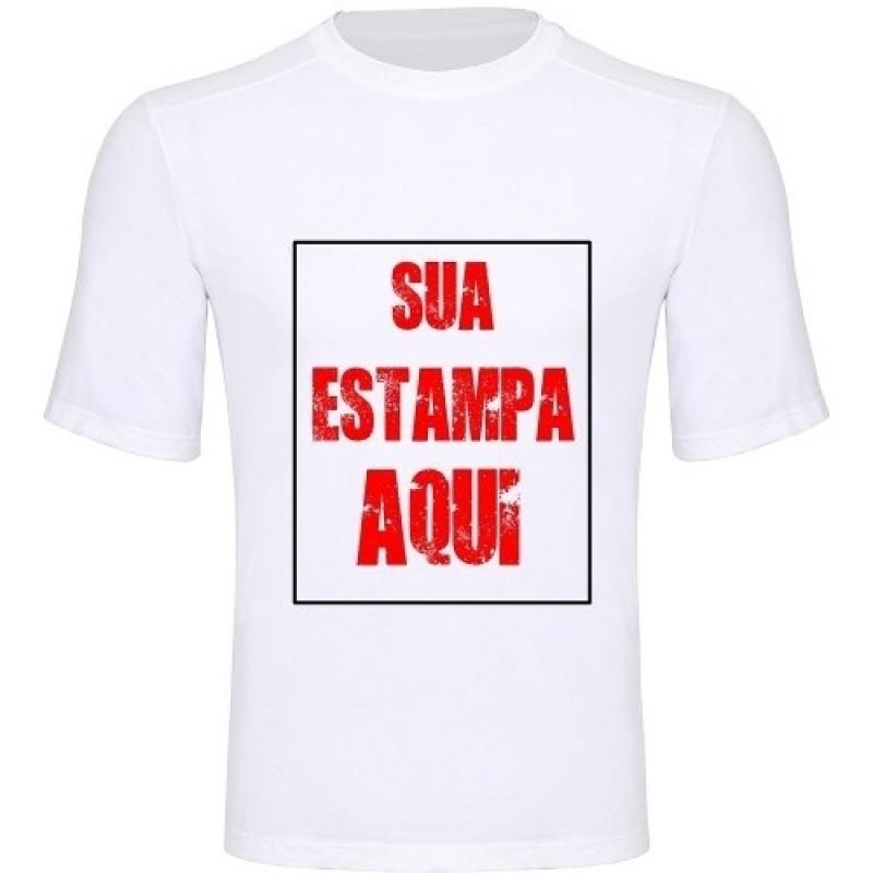 Loja de Camiseta Personalizada Algodão Socorro - Loja de Camiseta Personalizada para Loja