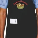 avental churrasqueiro preço Pacaembu