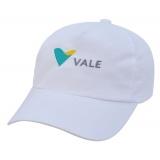 bonés personalizados bordados valor Santa Isabel