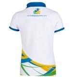 camisa polo esportiva personalizada preço Parque Anhembi