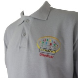 camisa polo esportiva personalizada Sumaré