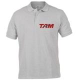 camisa polo personalizada com bordado preço Liberdade