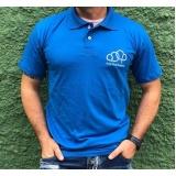 camisa promocional polo Vargem Grande Paulista