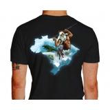 camiseta para feira promocional Freguesia do Ó