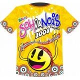 camiseta personalizada atacado preço Guaianases