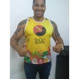 camiseta personalizada para academia preço Caieiras