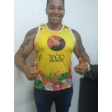camiseta personalizada para academia preço Vargem Grande Paulista