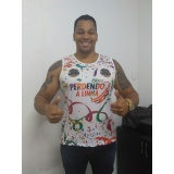 camiseta personalizada para academia Itapecerica da Serra