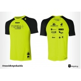 camiseta personalizada para corrida preço Jardim Bonfiglioli