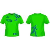 camiseta personalizada para corrida Socorro