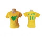 camiseta personalizada preço Parque Anhembi