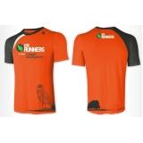 camiseta promocional para corrida Vila Curuçá