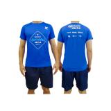 camiseta de corrida de rua