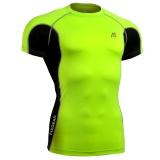 camiseta de corrida feminina