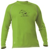 camiseta para corrida manga longa