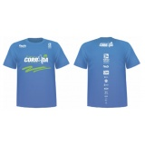 camisetas personalizadas para corrida Anália Franco