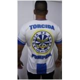 camisetas personalizadas para loja Cambuci