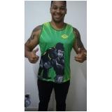 confecção de camiseta personalizada para academia Jabaquara