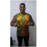 confecção de camiseta personalizada para loja Vila Carrão