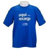 confecção de camisetas promocionais para empresas Tremembé