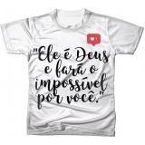 encontrar loja de camiseta personalizada brinde Fortaleza