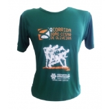 encontrar loja de camiseta personalizada de corrida Parada Inglesa