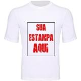 loja de camiseta personalizada algodão Mauá