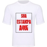 loja de camiseta personalizada para brinde Raposo Tavares