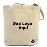 onde comprar ecobag personalizada Vila Formosa
