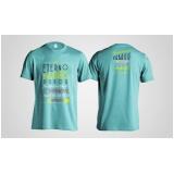 onde encontro camiseta personalizada para empresa Pedreira