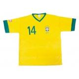 onde encontro camiseta personalizada para escola Caieiras