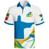 quanto custa camisa polo esportiva personalizada Mauá