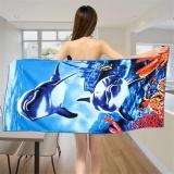 toalha de praia personalizada brinde Cachoeirinha