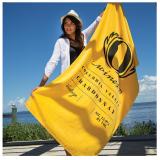 toalha de praia personalizada com logo Tucuruvi