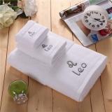 toalha personalizada bordada