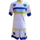 uniforme esportivo de futebol Lauzane Paulista