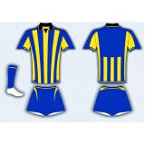 uniforme esportivo futsal preço Campo Limpo
