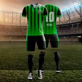 uniforme esportivo futsal São Mateus