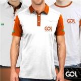 uniformes profissionais gola polo valor Campo Grande