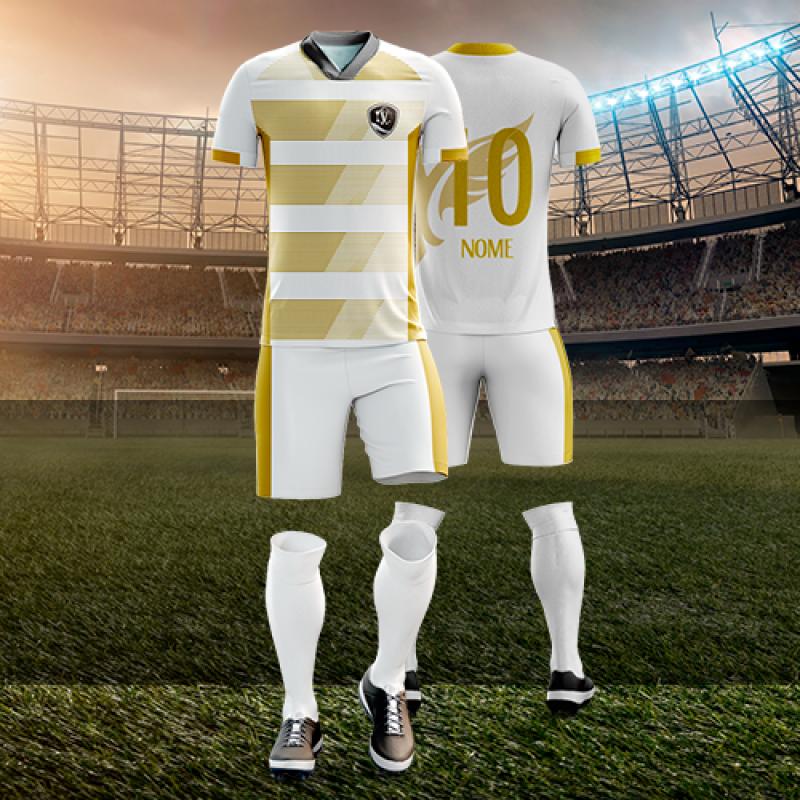 82996680f2 Uniforme Esportivo para Academia Cidade Patriarca - Uniforme Esportivo de  Futebol
